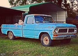 99 Blue Ford Trucks Old Baby Truck Best Picture Of ImageveOrg