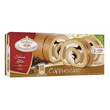 sahne rolle cappuccino conditorei coppenrath wiese 400 gramm tiefgefroren