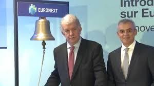 amundi siege social cérémonie d ouverture d euronext lancement de la cotation