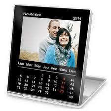 calendrier de bureau personnalisé fotocompil cadeaux personnalisés