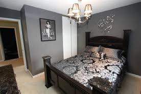 Grey Wall Bedroom Ideas On In Designs Walls Scandinavian 12
