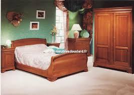 chambre à coucher louis philippe en merisier