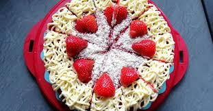 spaghetti kuchen ohne backen