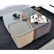 pouf galet pas cher table basse bois avec pouf table poufs conforama table basse avec