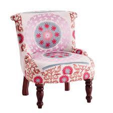 designer sessel in rosa rot mehrfarbig babeny