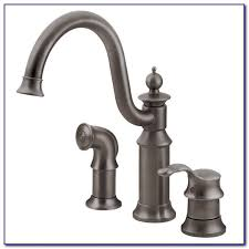 Moen Brantford Kitchen Faucet Oil Rubbed Bronze by Moen Brantford Brantford 4piece Bath Hardware Set With 24 In