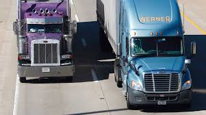 100 Werner Trucks For Sale Tonnage Robust As Demand For Grows Transport Topics