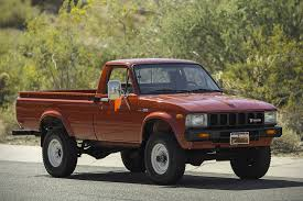 Auction Block: 1983 Toyota Pickup 4x4 | HiConsumption Sr5comtoyota Truckstwo Wheel Drive 1992 Toyota Dlx Fast Lane Classic Cars 1983 Pickup 4x4 Regular Cab Sr5 For Sale Near Roseville 2014 Tundra New Trucks Youtube Old Truck With No License Plate Crete Greece Stock 1987 Custom Pickups Mini Truckin Magazine In Africa Hit The Road Africas Top 10 85 Pickup 1uzfe Heart Minis Pic Request 8995 2wd Body On 15 And 16 Aggressive Fitment Only Cc Outtake 1984 Homemade Double With Kwikset Sale Classiccarscom Cc1018915