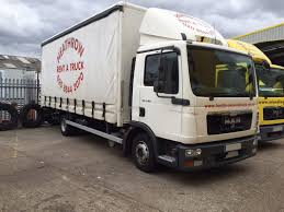 7.5 Tonne Truck Rental - Heathrow Rent A Truck