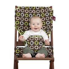 chaise nomade baby to chaise nomade totseat chocolate une cuillère pour doudou
