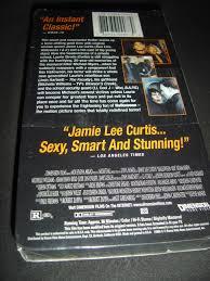 Jamie Lee Curtis Halloween H20 by H20 Vhs New Jamie Lee Curtis Josh Hartnett