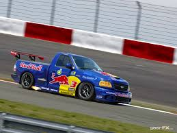 Ford SVT F150 Lightning Red Bull Racing Truck 2004