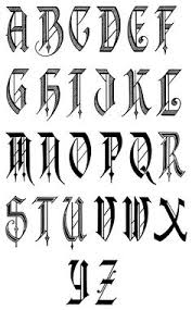 Fancy Letters To Draw Tattoo Lettering