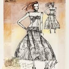 Bill Gibb 1943 88 Fashion Design London 1986 Museum
