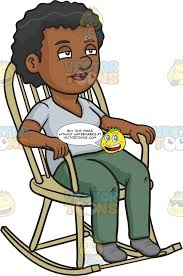 A Black Woman Relaxing In A Rocking Chair – Clipart Cartoons By ... Hot Chair Transparent Png Clipart Free Download Yawebdesign Incredible Daily Man In Rocking Ideas For Old Gif And Cute Granny Sitting In A Cozy Rocking Chair And Vector Image Sitting Reading Stock Royalty At Getdrawingscom For Personal Use Folding Foldable Rocker Outdoor Patio Fniture Red Rests The Listens Music The Best Free Clipart Images From 182 Download Pictogram Art Illustration Images 50 Best Collection Of Angry