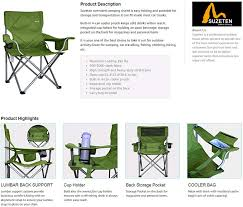Details About Portable Oversized Folding Camping Beach Barbecue Chair  Cooler Seat Cup Holder Top 5 Best Moon Chairs To Buy In 20 Primates2016 The Camping For 2019 Digital Trends Mac At Home Rmolmf102 Oversized Folding Chair Portable Oversize Big Chairtable With Carry Bag Blue Padded Club Kingcamp Camp Quad Outdoors 10 Of To Fit Your Louing Style Aw2k Amazoncom Mutang Outdoor Heavy 7 Of Ozark Trail 500 Lb Xxl Comfort Mesh Ptradestorecom Fundango Arm Lumbar Back Support Steel Frame Duty 350lbs Cup Holder And Beach Black New