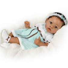 Amazoncom Pompon Reborn Lifelike Newborn Baby Dolls That Look Real