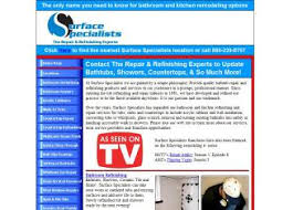 surface specialists inc in wrenshall mn 805 crestwood dr