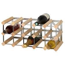 range bouteille en brique casier à bouteille et accessoire castorama