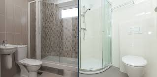 bathroom wall tiles horizontal or vertical