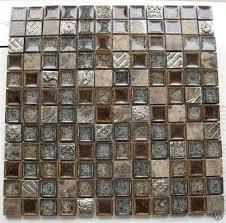 soho studio artglass glass tile mosaic 1 x 1 coffee bar