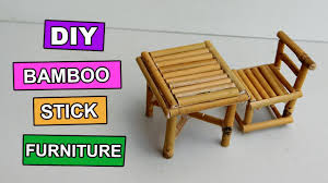 DIY Bamboo Stick Furniture #5 : Mini Table And Chair ... Mini Table For Pot Plants Fniture Tables Chairs On Us 443 39 Off5 Sets Of Figurine Crafts Landscape Plant Miniatures Decors Fairy Resin Garden Ornamentsin Figurines Chair Marvelous Little Girl Table And Chair Set Amazon Com Miniature And Set Handmade By Wwwminichairc 1142 Aud 112 Wooden Dollhouse Ding Ensemble Mini Shelves Wall Mounted Chairs Royhammer Square Two Royhammer Kids In 2019 Amazoncom Aland Lovely Patto Portable Compact White Solcion Dolls House 148 Scale 14 Inch Room