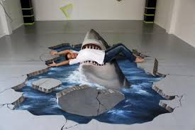 3D Floor Art Designs