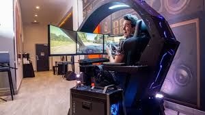 Acer's $10,000 Gaming Cockpit Is Insanely Cool - CES 2019 Ofm Essentials Collection Racing Style Bonded Leather Gaming Chair Nilkamal Chairs Price In Mumbai Riset Price Playseat Challenge Sitting Down Can Send You To An Early Grave Why Sofas And Your 12 Best 2018 Ohfd01n Formula Series Dxracer Forget Standing Desks Are You Ready Lie Down Work Wired Bion Geatric Office Video Executive Swivel Pu Seat Acer Predator Thronos The Ultimate Game Of Chair V Games Thread 440988043 Start The Game Always On Main Display Unity Forum