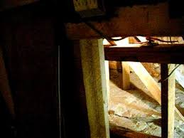 Insulating Cathedral Ceiling With Roxul by How To Roxul Insulation In A Wall And Attic Space Youtube
