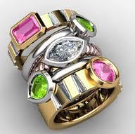 Paul Michael Design Best Wedding Jewelry in Pittsburgh