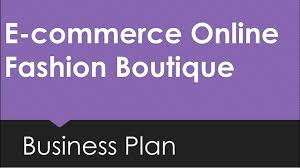 Fashion Truck Business Plan Template - Image Of Fashion