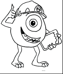 Moshi Monsters Colouring Pages To Print Monster Coloring Online Page Printable Katsuma Full Size