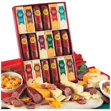 Figi's Savory Snackin' Meats And Cheeses Collection - 212425, Food ...