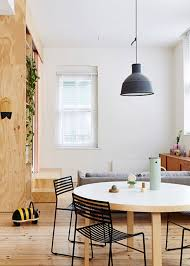 Home Design: Wood Dining Room With Big Lamps - Small Apartment ... Small Open Plan Home Interiors Interior Design Apartments Ideas Designing For Super Spaces 5 Micro Marvelous One Room Apartment 1 Bedroom Best In 6446 Outstanding Modern Fniture Decor Moscow Beautiful 25 Loft Apartments Ideas On Pinterest Apartment Design Wow Cozy Living Your House