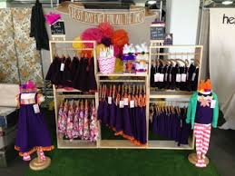 Market Stall For Childrens Clothes