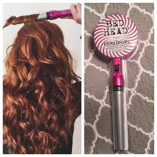 Bed Head Tigi Curling Iron by 34 Off Bed Head Other Tigi Bed Head Curlipops Curling Iron From