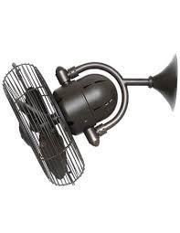 Small Oscillating Outdoor Ceiling Fan by The Kaye Oscillating Three Speed Wall Fan From Matthews Fan Co