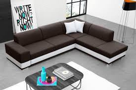 polstersofa loungesofa sitzgruppe wohnzimmer mit kissen sofa l form grau