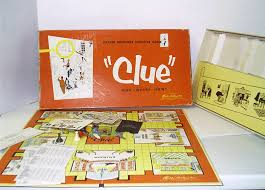 August 24 1957 The Game Of Clue