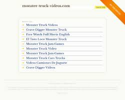 Monster Truck Videos Competitors, Revenue And Employees - Owler ...
