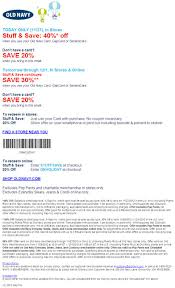 20% Off Old Navy Coupon Code: ONHOLIDAY Exp: 12/1/12 ... Buybaby Does 20 Coupon Work On Sale Items Benny Gold Patio Restaurant Bolingbrook Code Coupon For Shop Party City Online Printable Coupons Ulta Cologne Soft N Dri Solstice Can You Use Teacher Discount Barnes And Noble These Are The Best Deals Amazon End Of Year Get My Cbt Promo Grocery Stores Orange County Ca Red Canoe Brands Pier 1 Email Barnes Noble Code 15 Off Purchase For 25 One Item