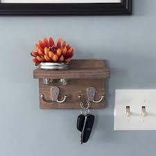small key holder wall decor apartment decor small key hook