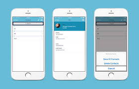 How to Restore Deleted Contacts on iPhone