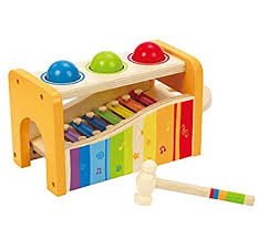 Hape Kitchen Set India by Buy Hape Wooden Pound And Tap Bench At Low Prices In India