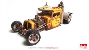 Peterbilt Binford Rat Rod Tow Truck | Scale Auto Magazine