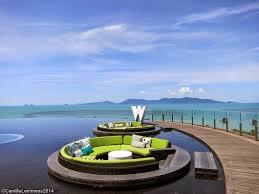 100 W Hotel Koh Samui Thailand Camilles Info Blog Daily Weather Update