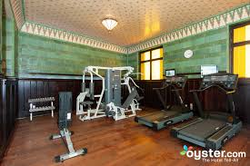 fitness at the deco imperial hotel oyster