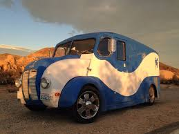 100 Divco Milk Truck For Sale Daily Turismo Built On Chevy G20 Chassis 1952