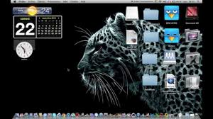 comment mettre des post it sur le bureau windows 7 afficher les widget sur le bureau mac
