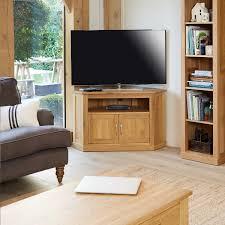 Saltire Wooden TV Console Unit Large